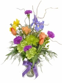 Bright Springtime Bouquet