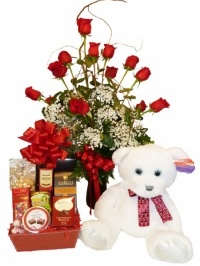 Cupid's True Romance Gift Package