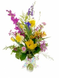 Joyful Thoughts Bouquet